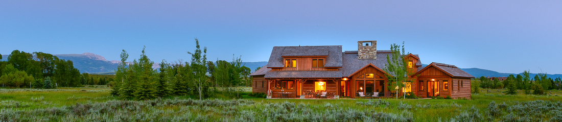 Architectural Photography LGV Creative Jackson Hole Real Estate